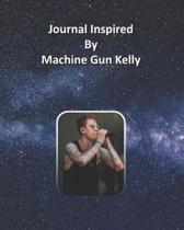 Journal Inspired by Machine Gun Kelly