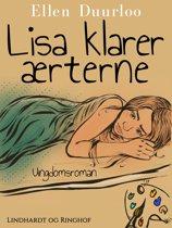 Lisa klarer ærterne