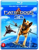 Cats & Dogs 2: De Wraak Van Kitty Galore (3D & 2D Blu-ray) (dvd)