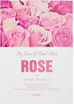 A'pieu - My Skin Rose Fit Sheet Mask