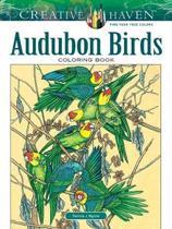Creative Haven Audubon Birds Coloring Book
