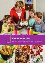 Kindertraktaties vrij van gluten, lactose en arm aan suiker