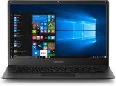 MEDION AKOYA E4241S-A-64F2 Zilver Notebook 35,6 cm (14'') 1920 x 1080 Pixels 1,44 GHz Intel® Atom™ x5-Z8350