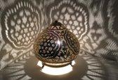 Oosterse tafellamp Vintage stars