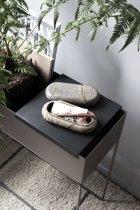Ferm Living legger - plant box tray Zwart