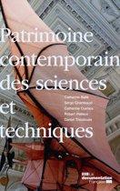 Patrimoine contemporain des sciences et techniques