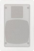 Rechthoekige Hifi muur en plafond speaker 50 Watt 8 Ohm