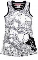 LoveStation22 Dress Roos maat 140