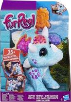 FurReal Dino Topper - Interactieve Knuffel