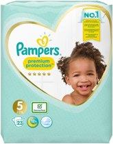 Pampers Premium Protection Maat 5 (Junior 11-16 kg), 1 pak