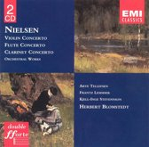 Nielsen: Concertos, Orchestral Works / Blomstedt, et al