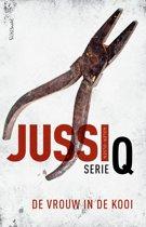 Boek cover Serie Q 1 - De vrouw in de kooi van Jussi Adler-Olsen (Onbekend)