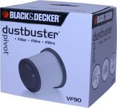 BLACK+DECKER VF90-XJ - Kruimeldieffilter