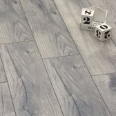 Kronotex D 4765 Petterson Oak Grey met V-Groef 8mm Laminaat