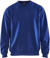 Blåkläder 3340-1158 Sweatshirt Korenblauw maat M