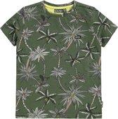 Tumble 'n dry Jongens T-shirt Denzerios - Moss Green - Maat 110