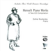 Henselt Piano Works