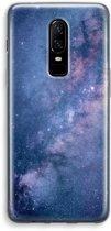 OnePlus 6 Transparant Hoesje (Soft) - Nebula