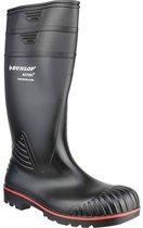 Dunlop Veiligheidsschoenen laarzen Acifort maat 44 zwart s5