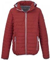 Killtec Ventaro - heren jas - donker rood - Maat XL