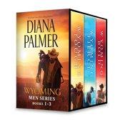Diana Palmer Wyoming Men Series Books 1-3