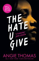 Boek cover The Hate U Give van Angie Thomas (Onbekend)