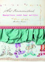 Het prinsessenboek Maanprinses zoekt haar muiltjes