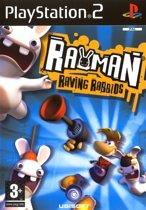 Rayman-Raving Rabbids