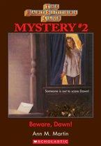 Bol the powder puff puzzle ebook epub met the baby sitters club mysteries 2 beware dawn fandeluxe Epub