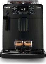 Saeco Intelia Deluxe HD8900/01 - Volautomaat espressomachine - Zwart