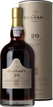 Graham's Tawny Port - 20 Year - 1 x 75 cl