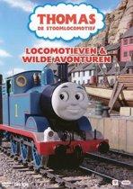 Thomas De Stoomlocomotief - Locomotieven & Wilde Avonturen
