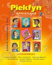 Omslag van 'Piekfyn Afrikaans Graad 7 Leerderboek vir Eerste Addisionele Taal'
