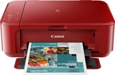 Canon PIXMA MG3650S - All-in-One Printer / Rood