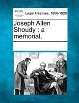 Joseph Allen Shoudy
