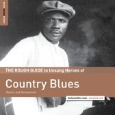 Country Blues The Rough Guide To Unsung Heroes of