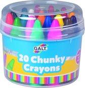 Galt Young Art - 20 Chunky Crayons
