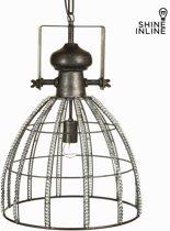 Smeedijzeren plafondlamp by Shine Inline