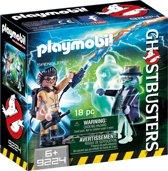 PLAYMOBIL Spengler en geest  - 9224