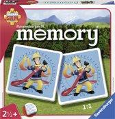 Memory XL Brandweerman Sam