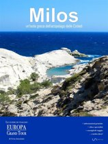 Milos, un'isola greca dell'arcipelago delle Cicladi