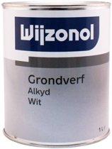 Wijzonol Grondverf Alkyd 1 liter 1 liter - Wit