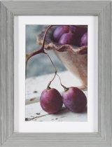 Henzo Deco Fotolijst - Fotomaat 13x18 cm - Grijs