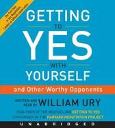 Getting to Yes With Yourself Unabridged CD