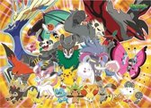 Pokemon XY Puzzle: See you at Karos