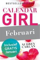 Calendar Girl 1 en 2 - Februari met gratis Januari