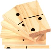 Outdoor Play Domino Hout 28dlg Tuindomino