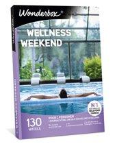 Wonderbox Cadeaubon - Wellness Weekend