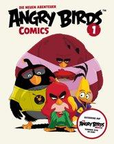 Angry Birds – Die neuen Abenteuer 1: Red sieht rot (Comic zum Film)