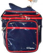 Little company coolbag Luiertas - blauw /rood